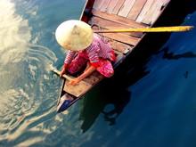 Blue Waters Of Vietnam