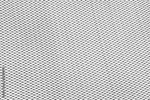 Obraz silhouette of fishing net - monochrome - fototapety do salonu