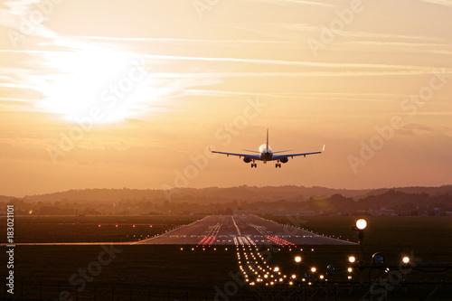 Fényképezés Lot w stronę słońca