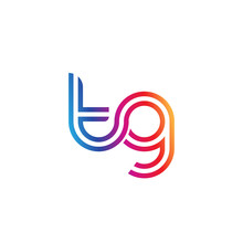 Initial Lowercase Letter Tg, L...