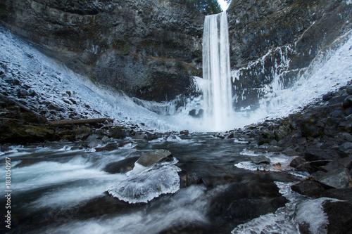 Valokuva  Brandywine Fall in Canada