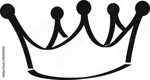 Krone, Heilige 3 Könige Poster Mural XXL