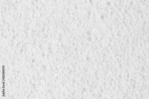 Valokuvatapetti Elegant white ethylene vinyl acetate (foam) texture.