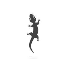 Lizard Icon Vector