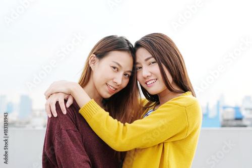Lesbian asian dating