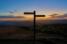 North-south Signposts On The P...