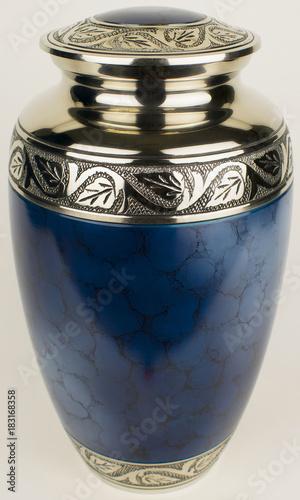 Cremation Ashes Funeral Urn Fotobehang
