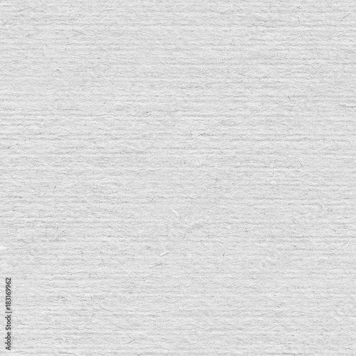 Türaufkleber Metall White recycled vertical note paper texture, light background.