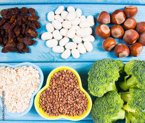 Natural products rich in vitamin B6 (Pyridoxine)   Healthy