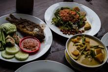 Indonesian Food: Kankung Pleci...