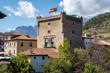 Spanien - Kantabrien - Potes in den Picos de Europa - Torre del Infantado