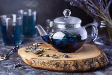 Thai Blue Tea Anchan