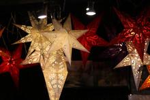 Star Lanterns / A Background Of Star Lanterns
