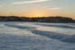 Beautiful Morning from Bondi beach in Sydney, Australia