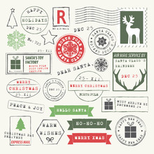 Christmas Rubber Stamp Collect...