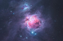 Messier 42 - The Great Orion Nebula