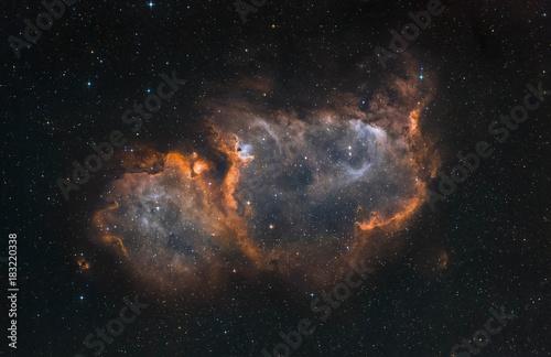 Fotografie, Obraz IC 1848 - The Soul Nebula
