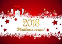 2018 – Meilleurs Vœux