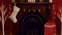Cosy Christmas Holiday Decorat...