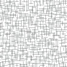 Seamless Pattern With Cross Li...