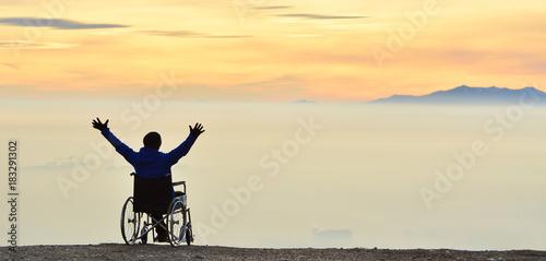 Fotografia, Obraz Engelleri Aşan Gururlu İnsan