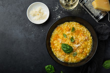 Delicious Pumpkin Risotto, Bla...