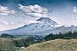 Vulkan Mount Taranaki,Neuseelnad , Nordinsel