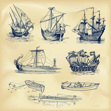 Vintage Nautical Collection