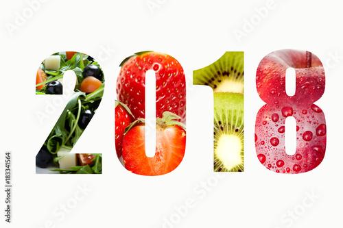 Fotografía  Deseos y propositos de año nuevo 2018