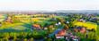Leinwandbild Motiv Landschaft in Deutschland