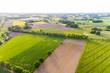 canvas print picture - Landschaft in Deutschland