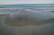 Sunrise beach view in Portugal