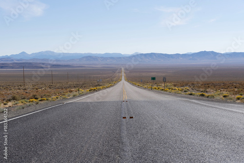 US Route 50 Nevada - The Loneliest Road in America - Buy