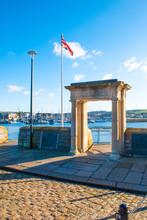 Mayflower Steps Gate