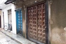 Decaying Historical City Stone Town In Zanzibar