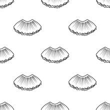 Ballet Tutu Seamless Pattern I...