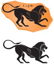 Ancient Greek Ceramic Style Li...