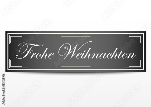 E Cards Weihnachten.Frohe Weihnachten Grey Christmas Greeting Cards Buy This Stock