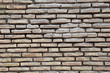 background masonry of old brick