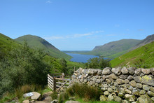 Wast Water Viewed From The Foo...
