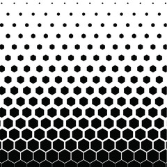 black_hexagons_on_white_3