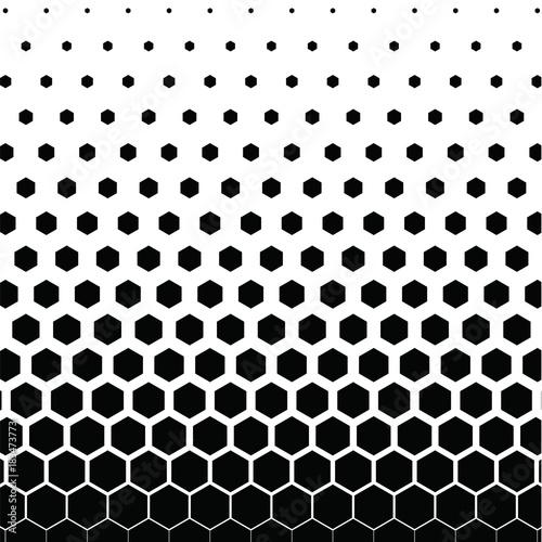 black_hexagons_on_white_3