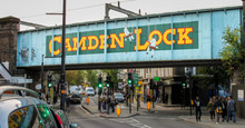 CAMDEN TOWN, LONDON, UNITED KI...