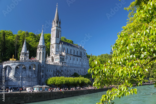 Photo  Sanctuary of Our Lady of Lourdes
