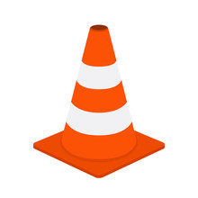 Traffic Cone, Equipment For Sa...