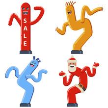 Inflatable Dancing Tube Man Ve...