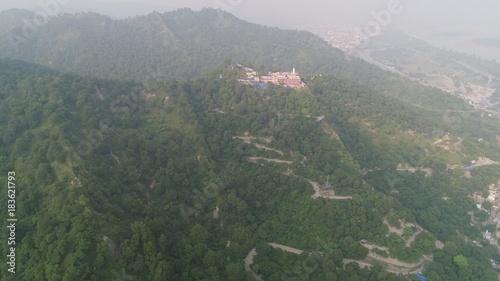 Papiers peints Kaki Inde Uttarakhand Haridwar vue du ciel