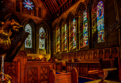 Photo Brechin Cathedral Interior