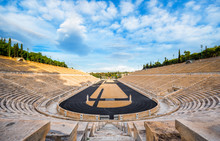 Panathenaic Stadium In Athens,...