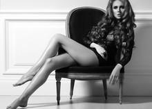 Beautiful Luxury Woman Model P...